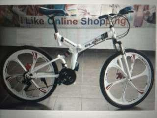Foldable Bicycle 26 inch Wheel Size