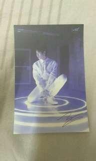 (WTS) Stray Kids Jisung Postcard