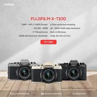 KREDIT Camera FUJIFILM XT100