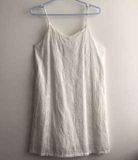 🚚 BN Zalora Eyelet Dress