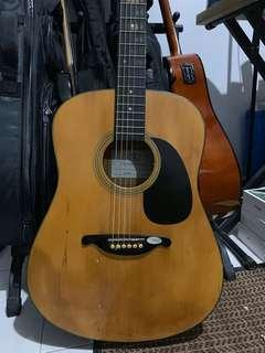 Free acoustic guitar giveaway
