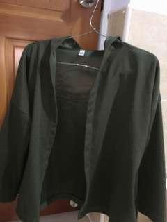 🚚 中長版外套