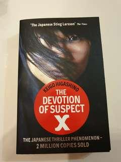 🚚 The Devotion of Suspect X by Keigo Higashino