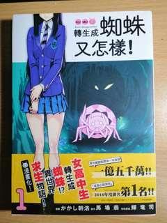 🚚 Kumo Desu Ga Nani Ka Manga