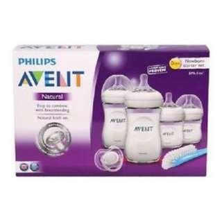 英國進口 Philips Avent Natural 飛利浦 新安怡 奶瓶 奶樽 #flashsaleBabies