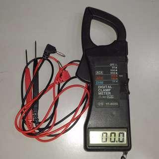 YF-8020勾錶  不能量電阻