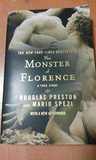 The Monster of Florence by Douglas Preston with Mario Spezi