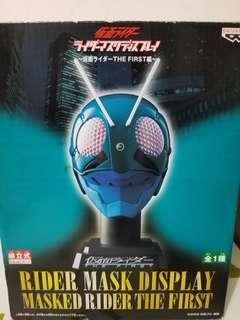 幪面超人 舊1號 1/2頭像 Rider Masked The First