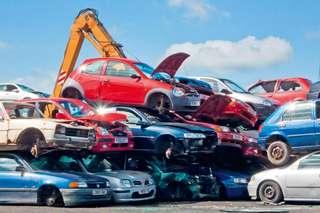 Instant cash for your scrap cars body+paper