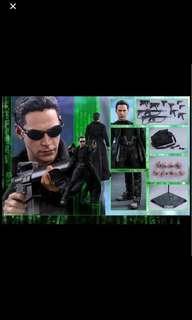 WTB hot toys Neo matrix