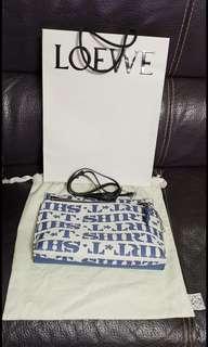 全新 Loewe T Pouch Bag