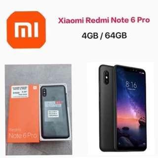 Xiaomi Redmi Note 6 Pro 4GB/64GB (Black)