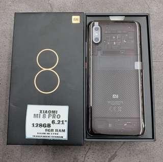 Xiaomi Mi 8 Pro 8GB/128GB (Titanium Transparent)