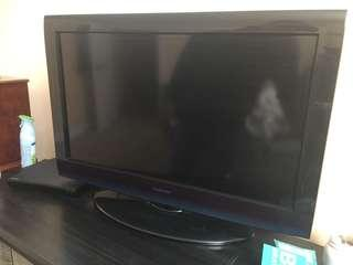 Flat screen Toshiba 32 inch