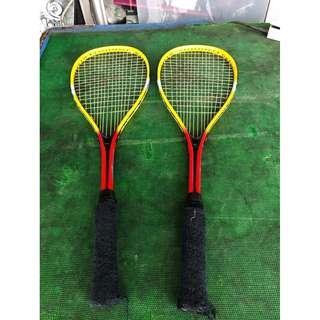 Dynamic Squash Racquet