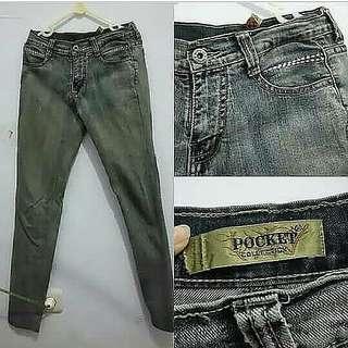#paydaymaret Celana Jeans size S