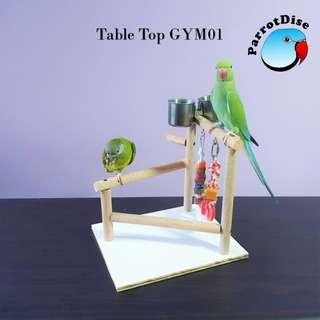 Parrot Table top Play GYM 01