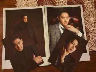 🚚 Super junior SG siwon heechul