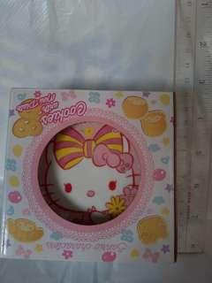 全新Hello Kitty 瓷器碟