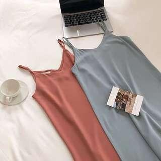 🚚 [PO] Basic Summer Cami Dress