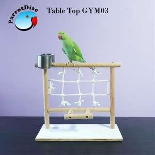 Parrot table top play GYM  03