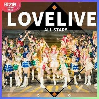 lovelive sunshine all star 全明星 cos服 cosplay 南小鳥 kotori 水團 鞠莉 mari