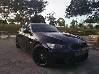 BMW 325i Coupe For Rental