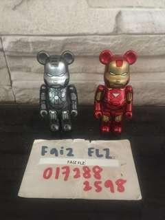 Bearbrick Ironman