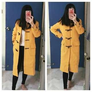 Spring trench coat duffle parka fall padded