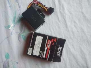 Double Signal siap relay n switch