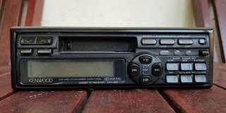 Kenwood Auto Cassette Receiver KRC-552