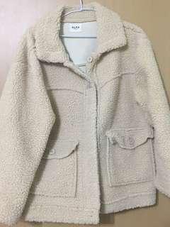 🚚 羔毛外套