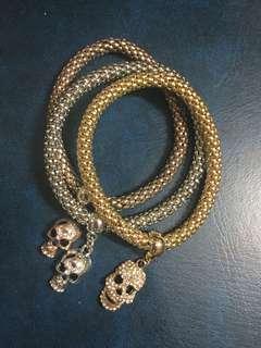 3 layer bracelet