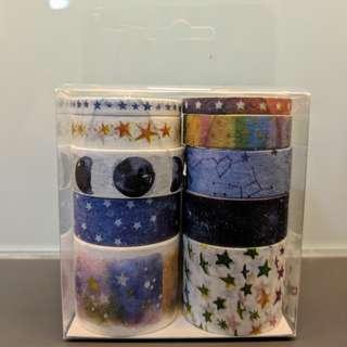 [BN] Galaxy Washi Tape Set