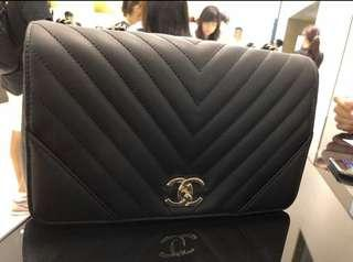 Chanel Bag 25cm V紋