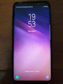 Samsung S8 Plus 64GB Orchid Gray