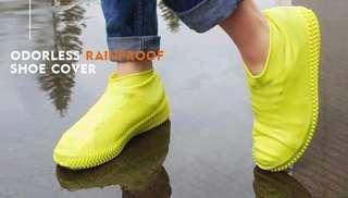 現貨!!防水膠鞋套(加厚版)