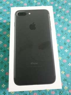 Iphone 7plus -128GB matte black