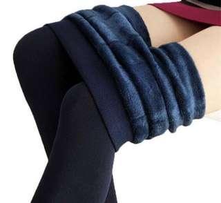 Legging thermal lapis bulu premium