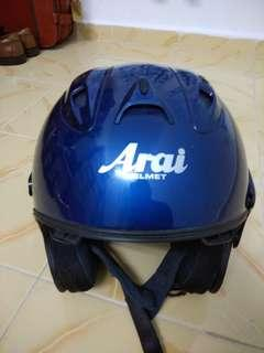 Arai Ram 4 replica TSR sticker tanam