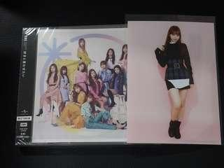IZONE Wizone Version Japanese Single with Chaewon Photo