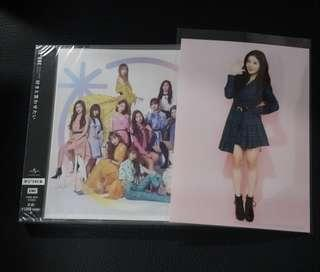 IZONE Wizone Version Japanese Single with Eunbi Photo