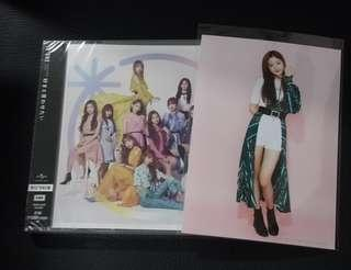 IZONE Wizone Version Japanese Single with Wonyoung Photo