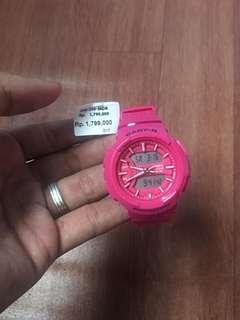 Baby-G BGA 240 pink original