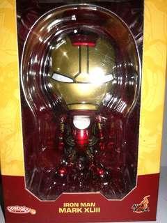 Mark 43 奥倉紀元 age of ultron 鐵甲奇俠 Ironman marvel hottoys cosbaby avengers infinity war