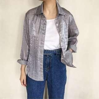Silvery Shirt