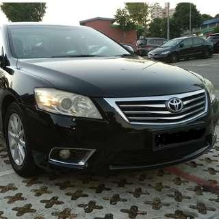 For Grab/GoJEK - Toyota Camry 2.4A