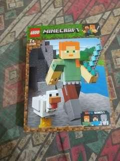 Minecraft BIGFIG Series 1 ALEX