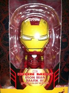 漫畫色 mark 3 鐵甲奇俠 Ironman marvel hottoys cosbaby avengers infinity war