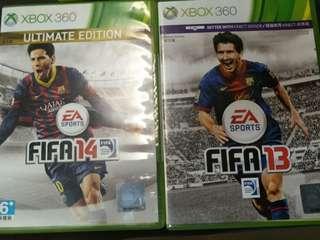 Xbox 360 Game FIFA 13 14